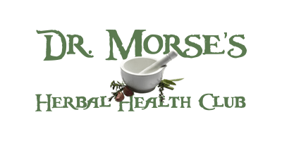 Dr. Morse's Herbal Health Club Logo